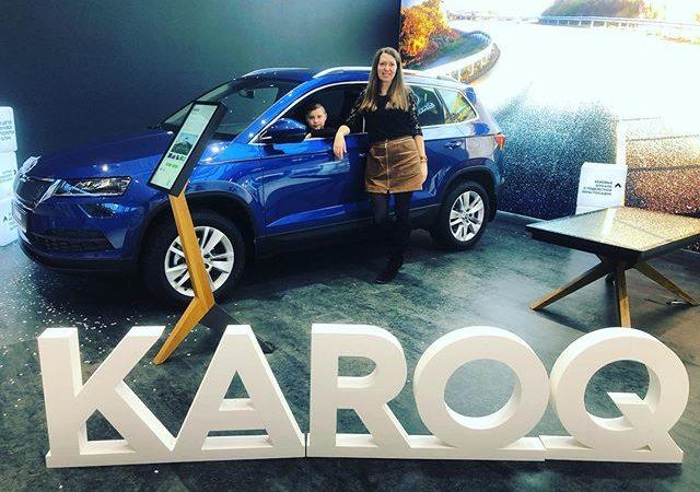 Презентация Skoda Karoq у дилеров пройдет 15 и 16 февраля