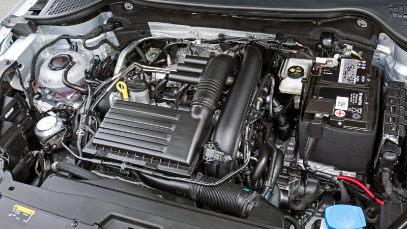 Двигатель Шкода Карок 1.4 л – конструкция и особенности